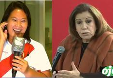 """Lourdes Flores Nano: """"Keiko Fujimori ha ganado en las mesas y se ha tergiversado el resultado electoral"""""""