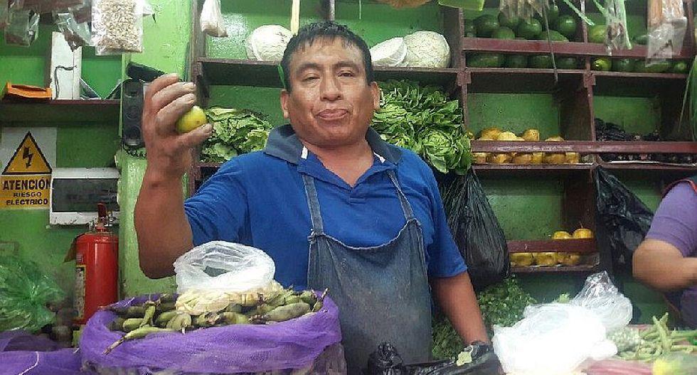 Precios de verduras continúan elevados en los mercados