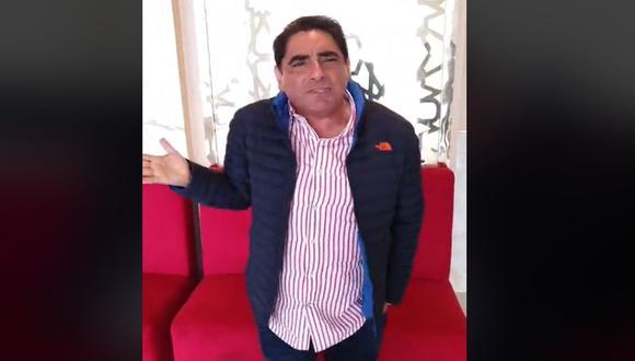 """Carlos Alvarez: """"Los malos venezolanos tienen que ser expulsados del país, la casa se respeta"""""""