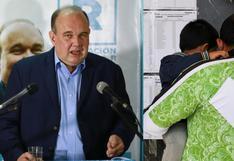 Voto extranjero: Rafael López Aliaga lidera conteo de votos de la ONPE al 90,581 % de actas procesadas