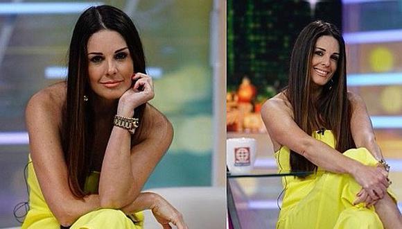 """Rebeca Escribens luce sexy bikini: """"a los 40, rica y apretadita"""" (FOTOS)"""