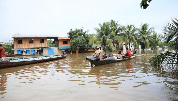 Autoridades solicitan ayuda logística para poder atender a todos los damnificados (Foto: Municipalidad de Tambopata)