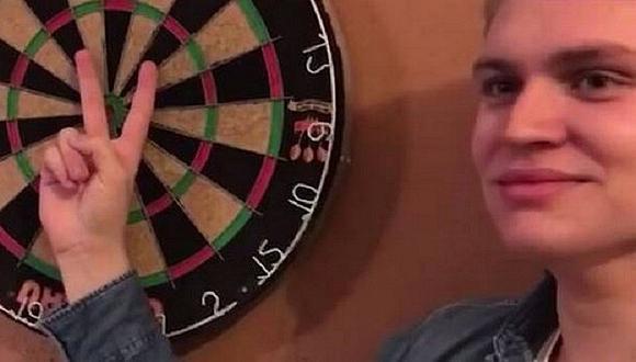 Facebook: ¡Auch! Confió en su amigo para este reto y lo peor vino después (VIDEO)