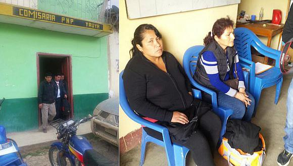 Áncash: Rescatan a tres niños secuestrados por cuatro personas