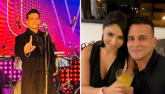 Christian Domínguez jura se va a casar con Pamela Franco