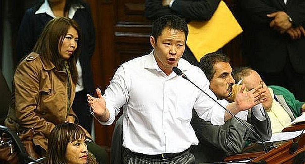 Keiko Fujimori hace que suspendan 60 días a su hermano Kenji y ¡este lanza amenaza!