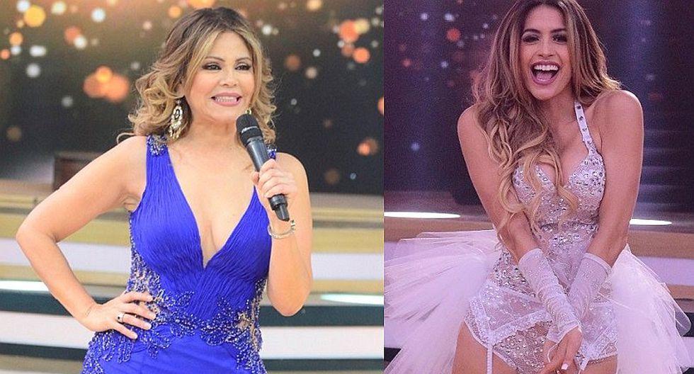 """Gisela confirma la salida de Milett Figueroa de """"Reyes del Show"""" y esto es lo que pasará"""