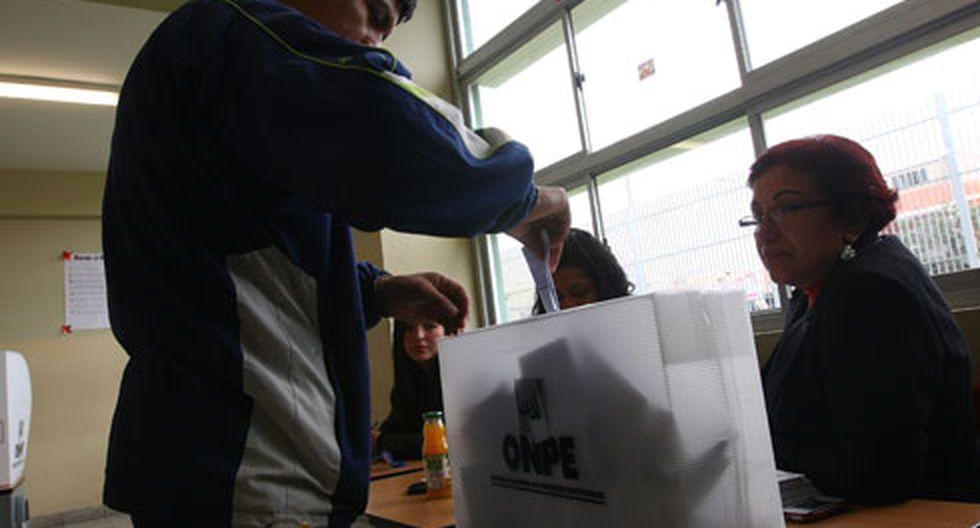 Proceso de revocatoria: Limeños deben emitir un voto reflexivo e informado