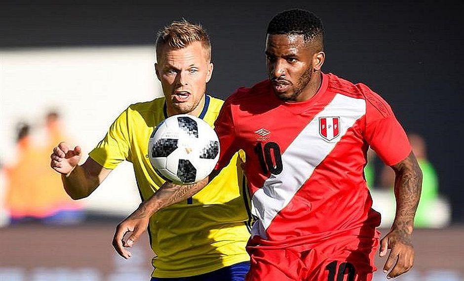 Selección peruana empata 0 a 0 contra Suecia en su último partido amistoso (EN VIVO)