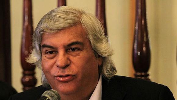 Fernando Olivera no podrá ser candidato en el actual proceso electoral, pese a haber ganado las elecciones internas de su agrupación. (Foto: GEC)