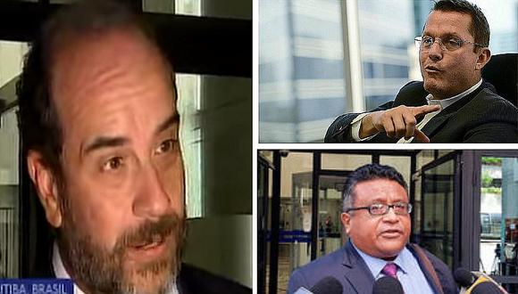 Abogado de Jorge Barata no considera válida conversación con Erasmo Reyna sobre Alan García