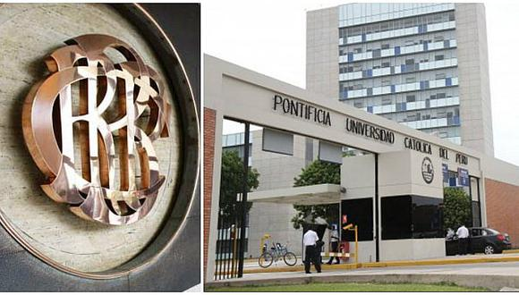 La PUCP cumple 100 años y esta es la moneda conmemorativa que presentó la BCR