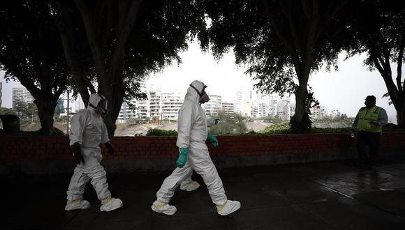 Según cifras del Minsa, hay más de 187 mil fallecidos por coronavirus (COVID-19) en el Perú. (Joel Alonzo / GEC)
