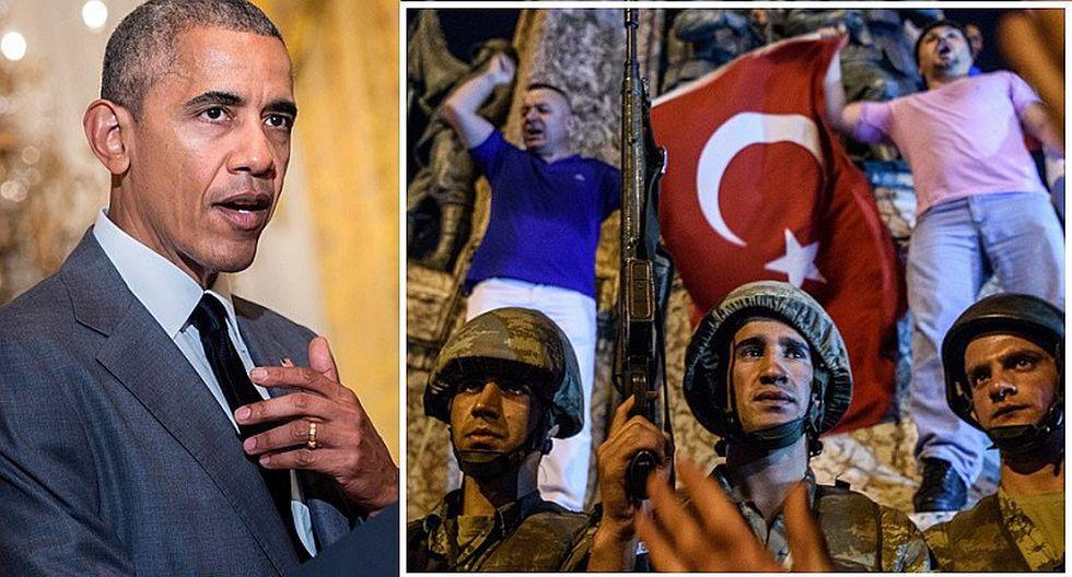 EEUU: Barack Obama convoca a su consejo de seguridad por golpe de Estado en Turquía
