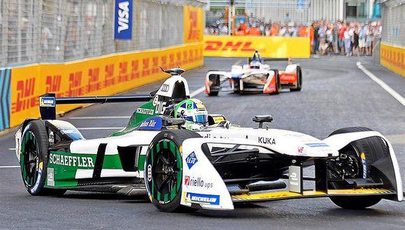Fórmula E: Di Grassi vence en Zúrich y título se define en Nueva York