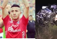 ¡Tragedia! Exjugador de Cienciano y árbitro femenina fallecen en accidente