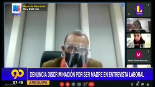 """Denuncia discriminación por ser madre en entrevista laboral por Zoom: """"La familia no es un obstáculo"""""""