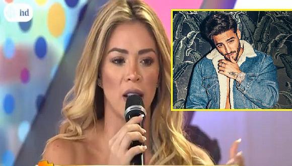 Sheyla Rojas por fin habló sobre Maluma y su viaje a México