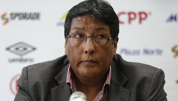 Raúl Leguía fue parte de la administración concursal de Universtiario dirigida por Solución y Desarrollo. (Foto: GEC)