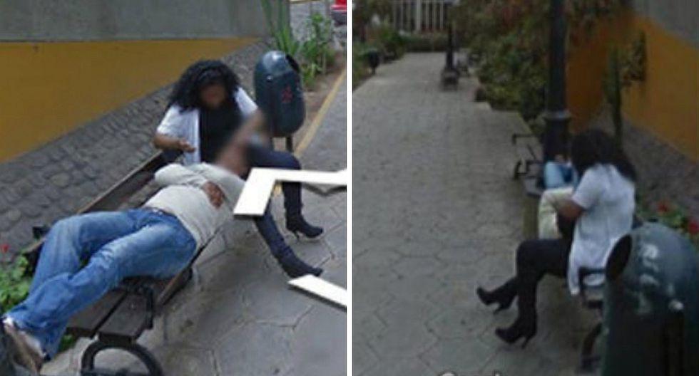 Buscaba dirección en Google Maps y encuentra a su esposa con otro hombre (FOTOS)