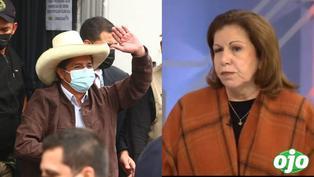 """Lourdes Flores acusa a """"Vladimir Cerrón y compañía de perpetrar un fraude en el afán de tomar el poder"""""""