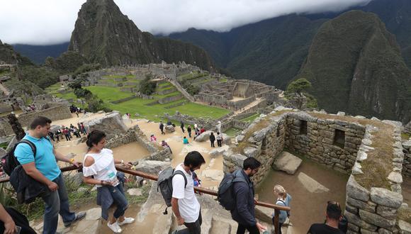 Distrito de Machu Picchu ya cuenta con protocolos de bioseguridad para recibir a turistas (Foto referencial).