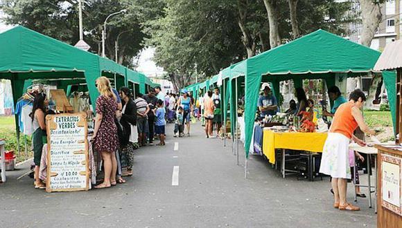 Conoce el mercado independiente de Barranco que solo abre los fines de semana