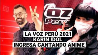 La Voz Perú: Participa cantando música anime y enamora a jurado