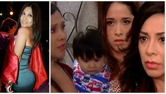 ¡Será la otra! Tula Rodríguez ingresa a AFHS con polémico personaje (VIDEO)