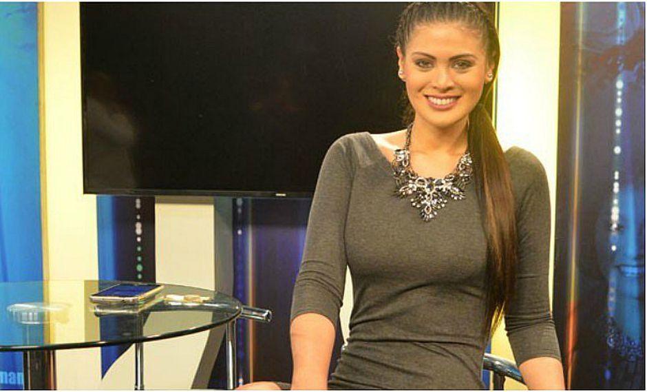 Georgette Cárdenas rompe en llanto tras empate de la selección [VIDEO]