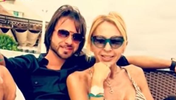 Laura Bozzo y Christian Suárez tuvieron una relación de 17 años en la que compartieron muchos momentos como la adopción de una niña (Foto: Christian Suárez / Instagram)