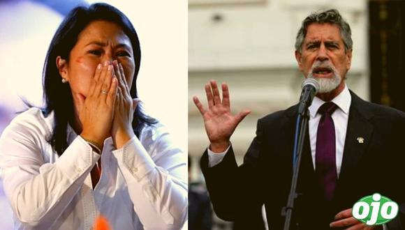 """Francisco Sagasti le da estocada a Keiko: las elecciones fueron """"limpias y sin fraude"""""""
