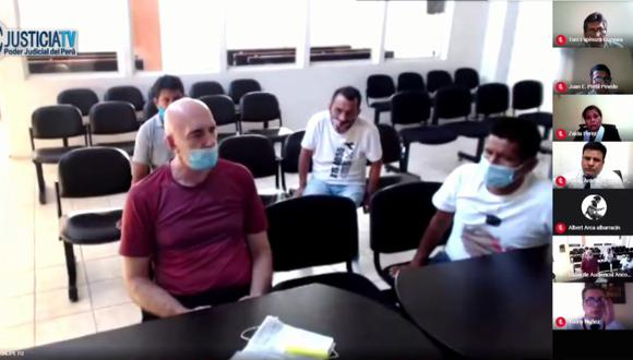 El serbio fue condenado por tráfico de drogas, (Foto: Justicia TV)