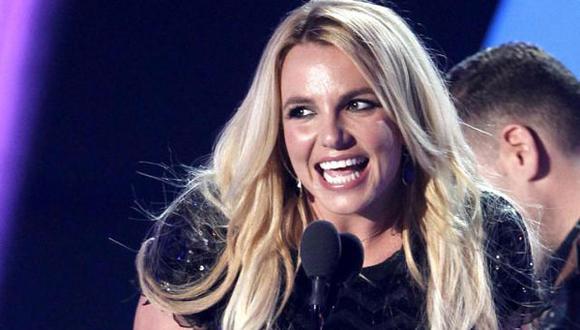 Britney Spears gana premio MTV al mejor video pop