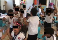 Coronavirus en Perú: escolares se emocionan al saber que se postergaron las clases | VIDEO