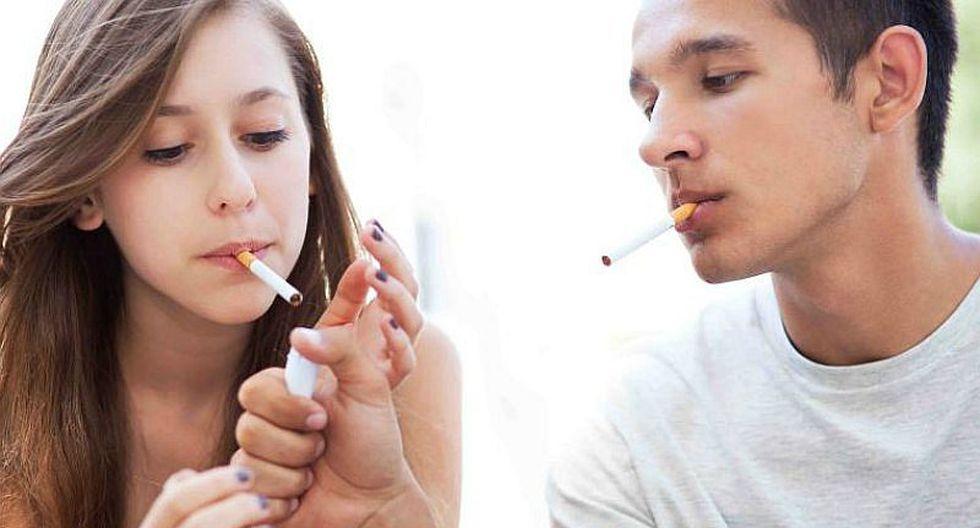 6 mitos que creen los jóvenes del consumo de tabaco