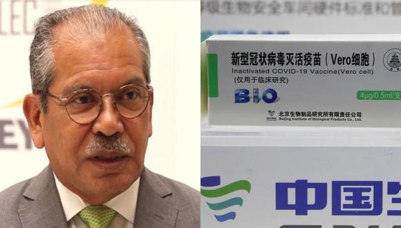El integrante del Fondo Blanquiazul, Antonio Armejo, figura en la lista de las personas que recibieron la vacuna Sinopharm. (Foto: Difusión)