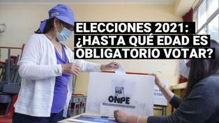 Elecciones 2021:¿hasta qué edad se puede votar este domingo 11 de abril?