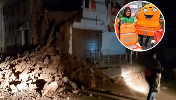 ¿Cómo actuar ante un sismo? Dos reglas básicas recomendadas por INDECI│VIDEO