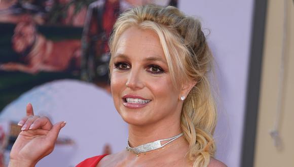 Britney Spears indica que perdió peso por extrañar a su novio durante cuarentena por coronavirus. (Foto: AFP)