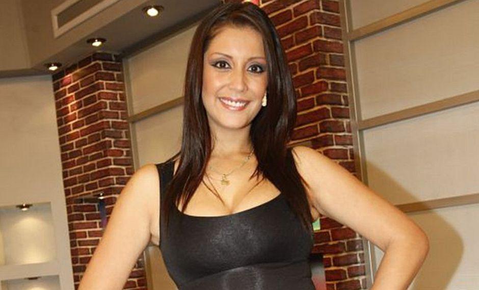 Karla Tarazona demuestra ser una madre guerrera