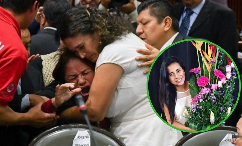 Hija de diputada que fue alertada en plena sesión fue asesinada por un error