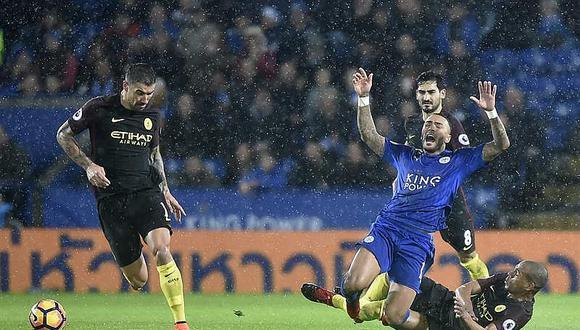 Premier League: Leicester cae en Bournemouth 1-0 y baja lo acecha