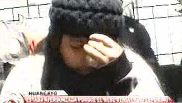 Junín: Asesina a su hijo por tener labio leporino