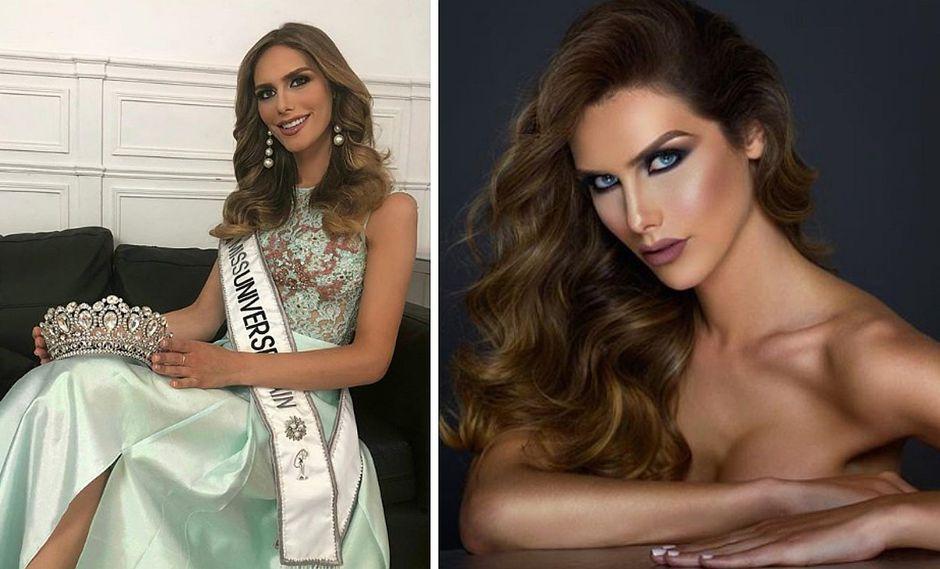 Miss España transgénero al natural: publica fotos sin una gota de maquillaje