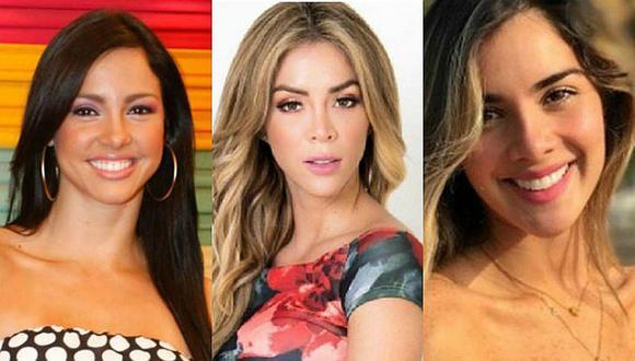 Hermanas de famosas peruanas que se robaron la atención de fans