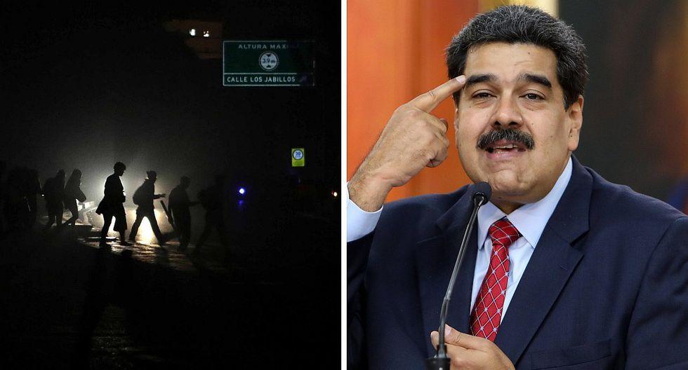 Grupo de Lima culpa a Maduro del apagón que ha acabado con la vida de 18 personas