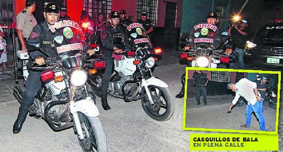 Cercado de Lima: niño recibe un balazo durante guerra de pandillas en Barrios Altos