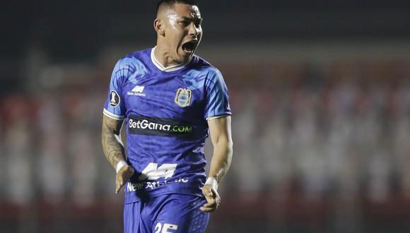 Binacional cayó frente a Sao Paulo por la Copa Libertadores (Foto: AFP)