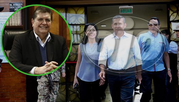 Ollanta Humala declara que fue víctima de 'chuponeo' en el gobierno de Alan García